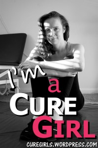 Ruth I'm a Cure Girl