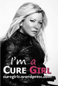 "LOLLY MACK: ""I'M A CURE GIRL!"""