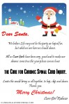Letter to Santa from Cure Girl Rebecca