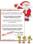Letterina della Cure Girl Loredana a Babbo Natale