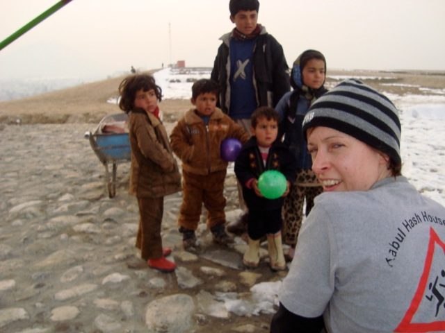 Ruth in Afghanistan