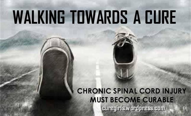 Walking Towards a Cure