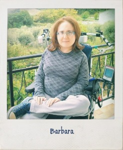 Barbara_ Polaroid