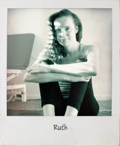 Ruth - Polaroid