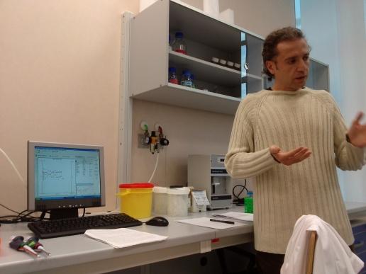 dr. Fabrizio Gelain