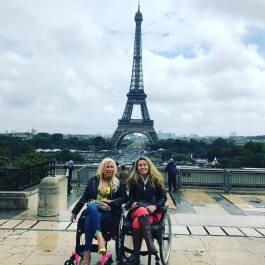 Sabrina e Lolly a Parigi